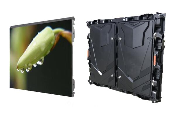 P8 P10 LED Display Cabinet Outdoor Rental 960x960 640x640 High Precision