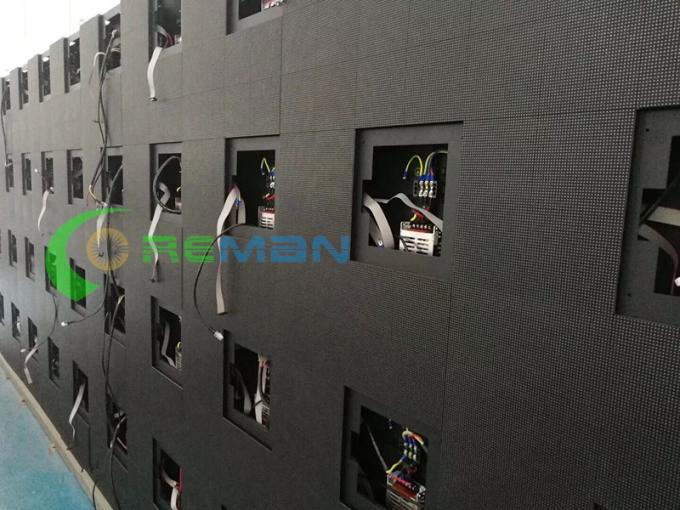 Professional Large LED Screens For Concerts P4  P6  2121 3528  Front Maintenance