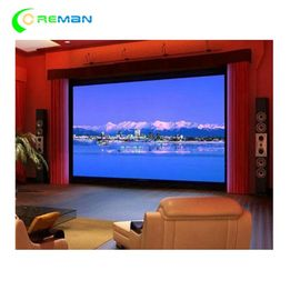 China P6 P8 Indoor Stage Display Screens For Hire SMD 3528 Hanging Installation supplier