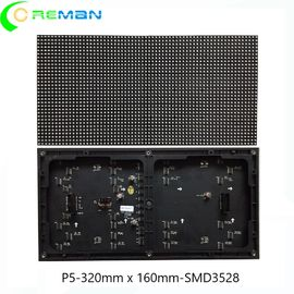 China Text Picture P5 LED Screen 320x160 160x160 SMD3528 SMD 32x64 High Brightness supplier