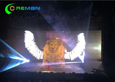 China HD P8 P10 Stage LED Display , Big Fixed Industrial Stadium LED Display 320X160mm supplier