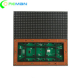 32x16 LED Display Module Hub75  For Full Color LED Advertising Sign Pixel Pitch 8mm