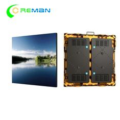 China Inside Stage Rental LED Display Cabinet  , P5 P6.67  Full Color LED Display Board supplier