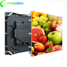 China Interior Exterior HD LED Display Super Light Ultra Slim Smart Installation Rental supplier