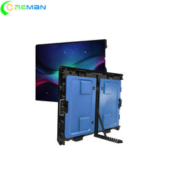 China RGB P4 Football Stadium LED Display , Outdoor Full Color Wall Stadium Message Board supplier