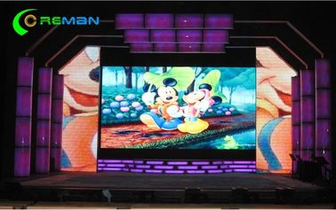 Advertising Outdoor Video Screen Rental P10 P8 Full Color 256X128mm 320X160mm Available