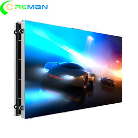 China Full Color HD Led Display P1.667 P1.66 , Smooth Video Clip Full Led HD Screen CE UL factory