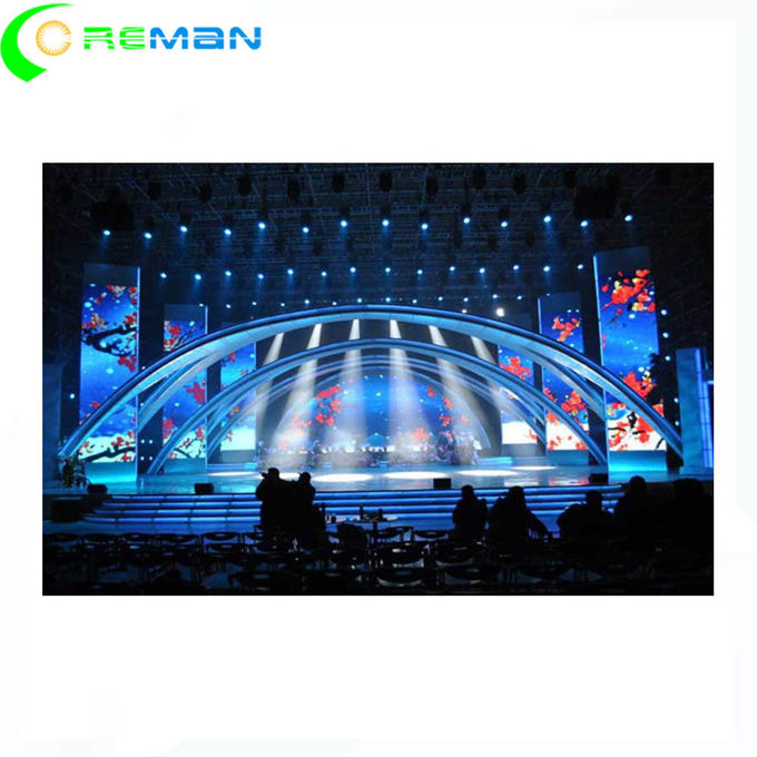 Text Picture P5 LED Screen 320x160 160x160 SMD3528 SMD 32x64 High Brightness